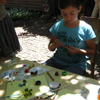 Quilling workshop for kids